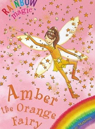 Amber the Orange Fairy by Daisy Meadows