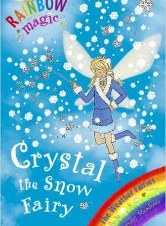 Crystal the Snow Fairy by Daisy Meadows