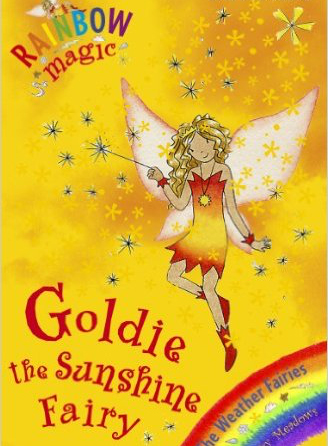 Goldie the Sunshine Fairy by Daisy Meadows